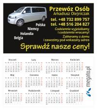 Przewóz Osób – Transport Osobowy. Niemcy-Holandia-Belgia