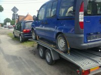 Laweta,  Transport, Pomoc drogowa