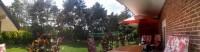 KONIN dom z garazem, na działce 11a las sosnowy 50 lat