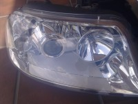 Lampy xenon volkswagen Sharan