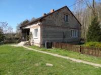 Dom na gruncie 4,05 ha gmina Rychwał