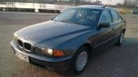 Sprzedam BMW e39 530d Navi chrom automat