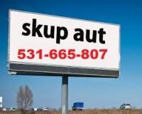 SKUP AUT ZA GOTÓWKĘ 531 665 807 SZYBKO I BEZPROBLEMOWO!!!