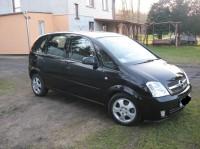 sprzezdam Opel Meriva 1.7 cdti