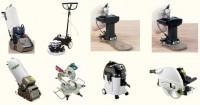 Maszyny do podłóg  cykliniarka, polerka, szlifierka