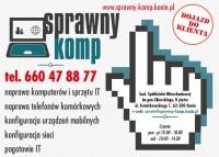 SPRAWNY KOMP - SERWIS KOMPUTEROWY-DOJAZD DO KLIENTA