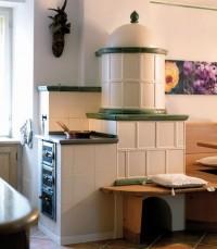 Pokojowe piece kaflowe, kuchnie kaflowe, kominki, kafle-raty