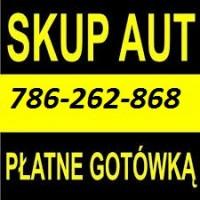 SKUP-AUT. GOTÓWKA. 786-262-868. WYSOKIE CENY!!!