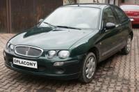 Rover 25 2003r. Klimatyzacja  opłacony Stan bdb