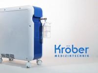 Koncentrator Tlenu Kroeber O2 ( Dostawa i Gwarancja GRATIS )