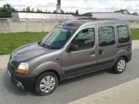 Renault Kangoo 1,2 16 V benzyna rok 2002 po opłatach z Niemi