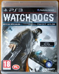 Watch Dogs  PS3 PL
