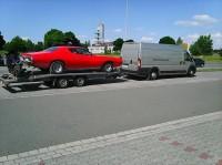 Holowanie, transport na lawecie, pomoc drogowa -Konin