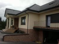 Dom parterowy z poddaszem użytkowym w okolicy Konina!