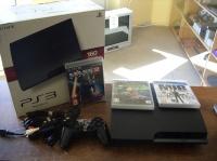 Konsola PlayStation 3 PS3 160GB + PAD + 3GRY