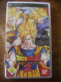 Gra DRAGON BALL Z SHIN BUDOKAI 2 na PSP