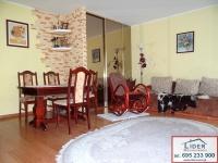 Mieszkanie – 3 pokoje – parter – BALKON – ul. Zakole