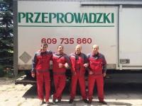 Transport Przeprowadzki Konin  609 735 860