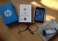 Tablet HP Slate 7 HD na kartę SIM !!!!