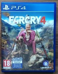 Sprzedam grę FAR CRY 4 na PS4 (jak nowa)