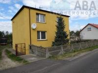 Gm. Brudzew - Chrząblice - Dom mieszkalny + budynek gosp.