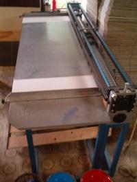 Bigownica z wycinarką, do produkcji opakowań kartonowych/kar