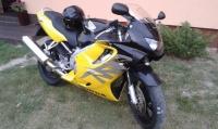 Honda CBR600 F4, kat.A2