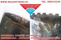 Wiertło Koronowe Fi 160 (162) diamentowe 1 1/4