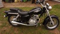Motocykle o pojemności.125ccm, Kat.B,