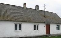 Dom+budynki gospodarcze na działce 14 ar - gmina Skulsk