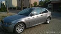 BMW  E 46; 318 Compact