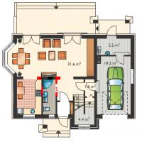 Sprzedam nowe mieszkanie 2200zł m2!!