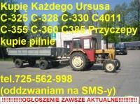 Kupie Ursusa C-328 C330 C-330M C325 C4011 C355 C360 C-385 C-