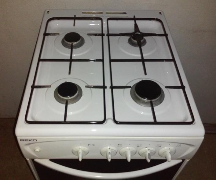Ogłoszenie  kuchnia gazowa Beko, piekarnik elektryczny -> Kuchnia Gazowa Beko