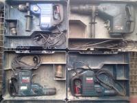 Bosch Makita  wiertarka klucz udar szlifierka wkrętarka