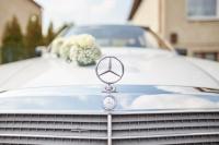 Auto do ślubu, Mercedes-Benz 200