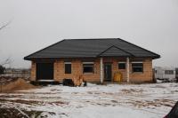 Nowy dom w Węglewie