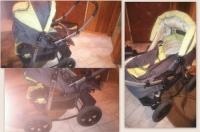 Wózek 2w1 RING firmy ADBOR