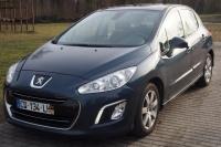 Peugeot 308 1.6 e-hdi 2013 panorama navi JEDYNY TAKI idealny