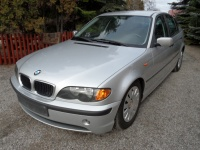 BMW e46 LIFT 2002 rok 2.0D SEDAN SPROWADZONY
