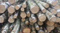 Drewno w wałkach