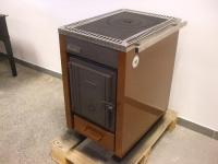 Piec kuchenny -  kuchnia węglowa,Kalvis KO-2 N air