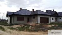 Nowy budynek mieszkalny - Ślesin