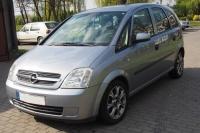 Opel Meriva 1.7 DTI 2004 r. ALUFELGI klimatyzacja