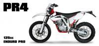 Motocykl ENDURO AJP PR-4 125cc Enduro Pro