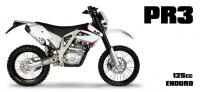 Motocykl ENDURO AJP PR-3 125cc Enduro