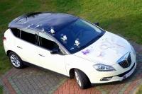 Lancia Delta do ślubu piękna nietypowa
