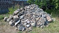 Gruz cementowo-kamienny - Władzimirów