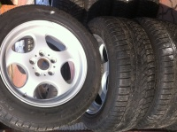 Felgi aluminiowe BMW X 3 17 cali