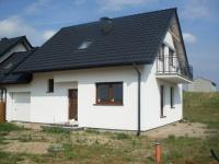 Sprzedam nowy dom o powierzchni 140m2 w Woli Podłężnej. Cena 288 tyś zł.